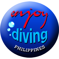 enjoy diving en logo